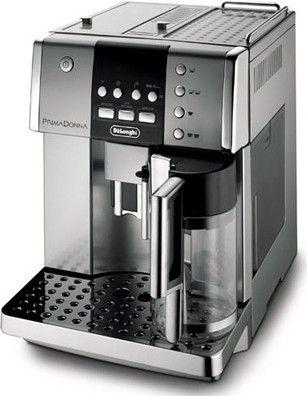Кофеварка Delonghi PrimaDonna ESAM 6600