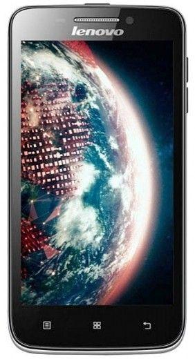 Смартфон Lenovo S650 Silver