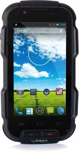 Мобильный телефон Sigma mobile X-treme PQ23 Black