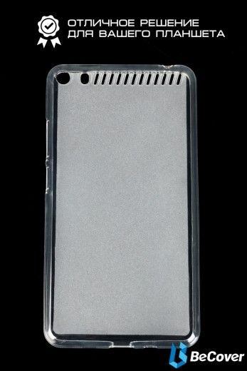 Силиконовый чехол BeCover для Lenovo Phab PB1-750 Transparancy