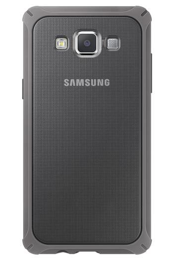 Накладка Samsung Protective Cover для Samsung Galaxy A5 Brown (EF-PA500BAEGRU)