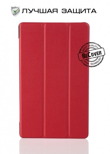 Чехол-книжка BeCover Smart Case для Lenovo Tab 2 A8-50 Red