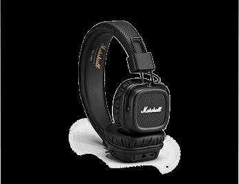 Навушники Marshall Major II Bluetooth Black (4091378)