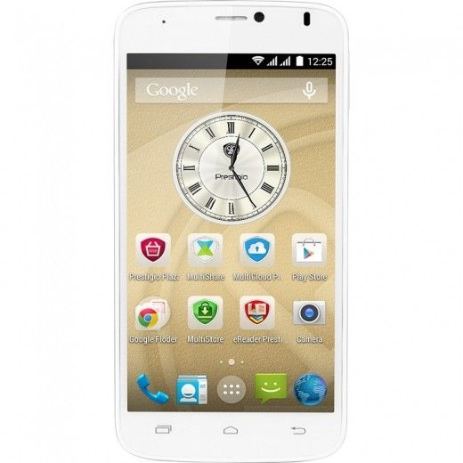 Смартфон Prestigio MultiPhone 3502 Duo White