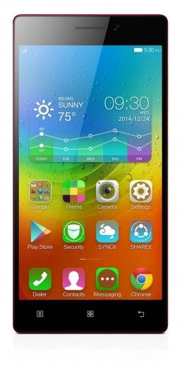 Мобильный телефон Lenovo Vibe X2 Red