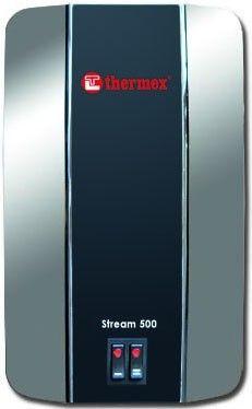 Электрический проточный водонагреватель THERMEX Stream 500 Chrome
