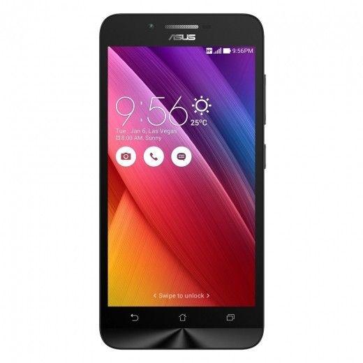 Мобильный телефон Asus ZenFone Go 16 ГБ (ZC 500TG-1A131WW) Black