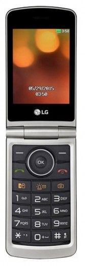 Мобильный телефон LG G360 Titan (LGG360.ACISTN)