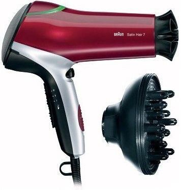 Фен BRAUN Satin Hair 7 HD 770