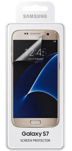 Защитная пленка Samsung для Samsung Galaxy S7 глянцевая (ET-FG930CTEGRU)
