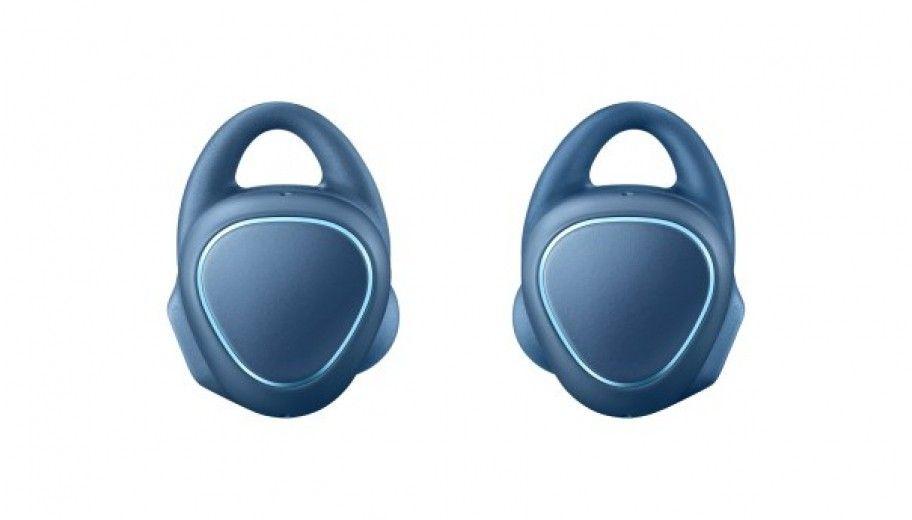 Беспроводные наушники Samsung Gear IconX Blue (SM-R150NZBASEK)