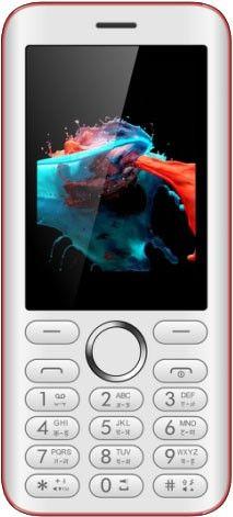 Мобильный телефон VIAAN V241 White-Red