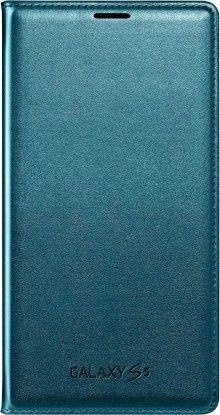 Чехол Samsung Flip Wallet для Galaxy S5 Green (EF-WG900BGEGRU)