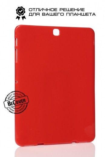 Силиконовый чехол BeCover для Samsung Tab S2 9.7 T810/T815 Red