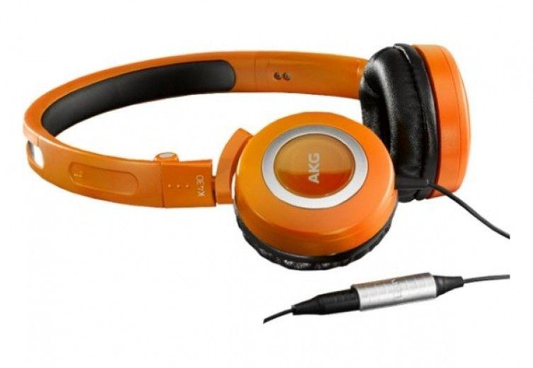 Навушники AKG K430 Orange (K430ORN)