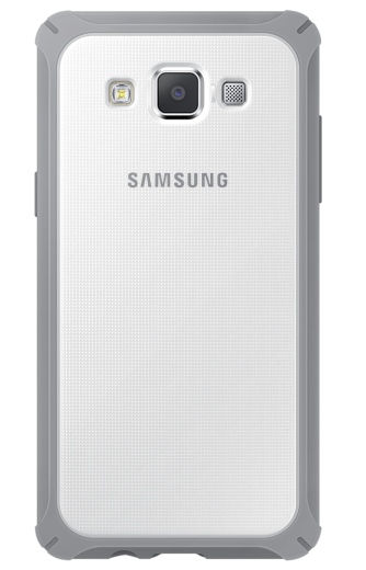 Накладка Samsung Protective Cover для Samsung Galaxy A5 Light Gray (EF-PA500BSEGRU)