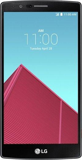 Мобильный телефон LG H818 G4 Leather Brown