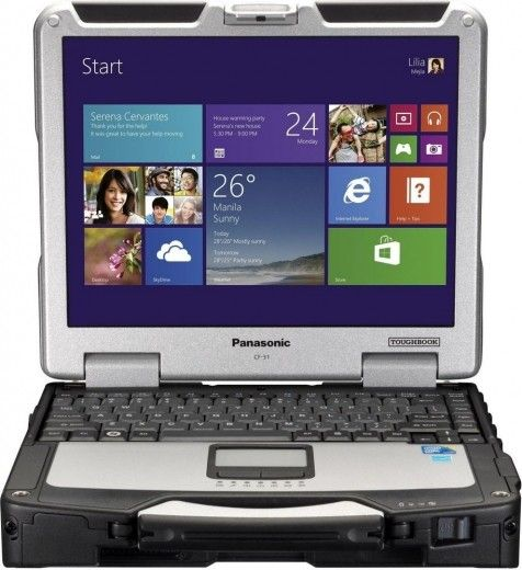 Ноутбук Panasonic Toughbook CF-31 (CF-3141600M9)