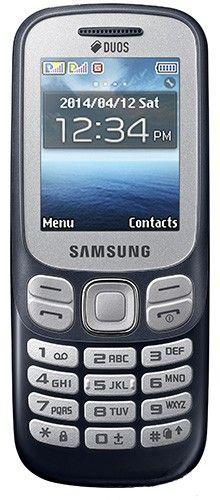 Мобильный телефон Samsung B312E Black