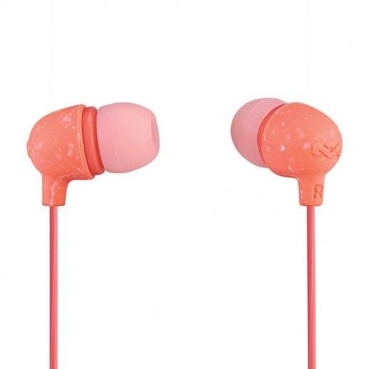 Навушники The House of Marley Little Bird Pink (EM-JE060-PK)