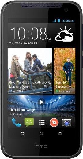 Мобильный телефон HTC Desire 310 Dual Sim Navy