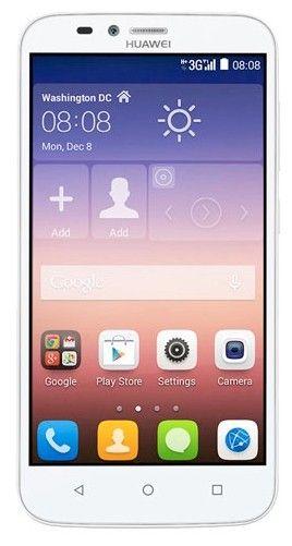 Мобильный телефон Huawei Ascend Y625 White