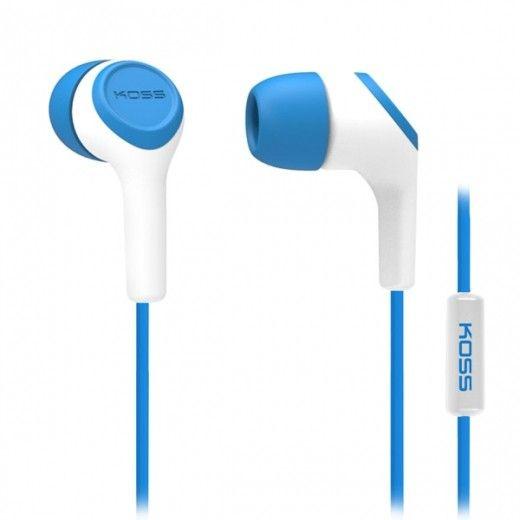 Навушники Koss KEB15i Blue