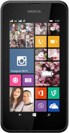 Мобильный телефон Nokia Lumia 530 Dual Sim Black