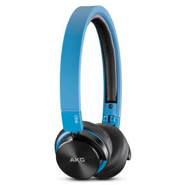 Навушники AKG Y40 Blue (Y40BLU)