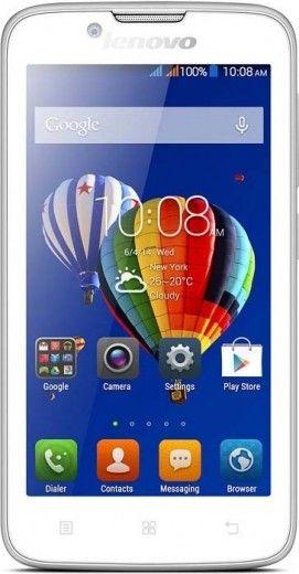 Мобильный телефон Lenovo A328 White