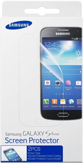 Защитная пленка для Galaxy S4 mini ET-FI919CTEGWW