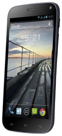 Мобильный телефон Fly IQ458 Blue Grey