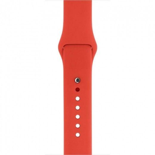 Ремешок Sport для Apple Watch 38мм (MLD92) Orange