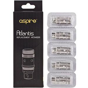 Испаритель Aspire Atlantis Coil Silver 0,5 Ом (APACSL)