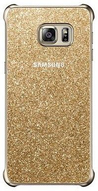 Чехол Samsung Glitter Cover для Samsung Galaxy S6 edge+ Gold (EF-XG928CFEGRU)