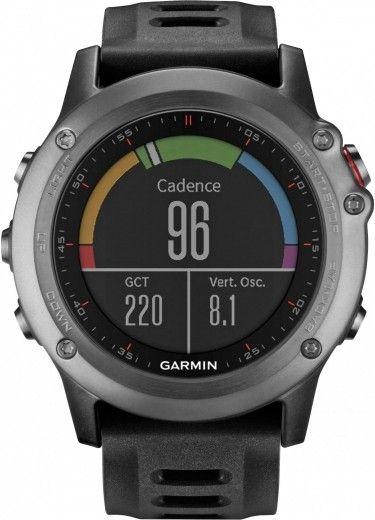 Смарт часы Garmin Fenix 3 Performer Bundle Sapphire (010-01338-26)