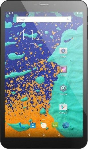 Планшет Pixus Touch 8 3G Black