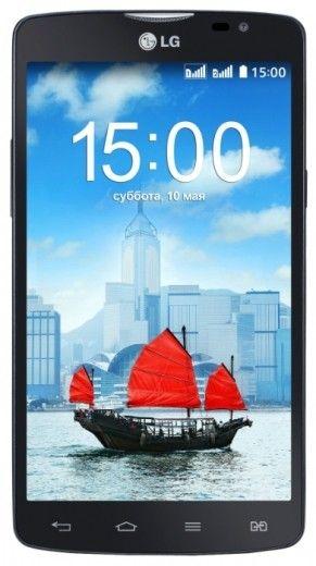 Смартфон LG D380 L80 Black