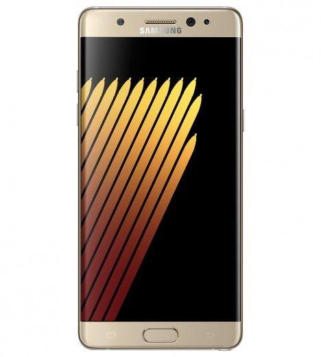Мобильный телефон Samsung Galaxy Note 7 64GB (SM-N930) Gold