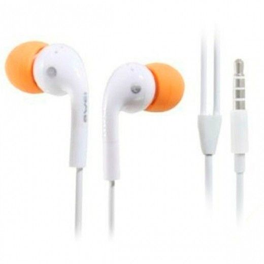 Навушники AWEI ES-Q9i White