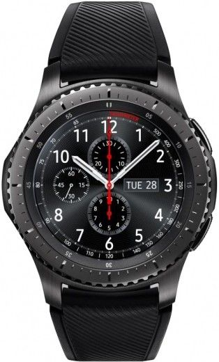 Смарт часы Samsung RM-760 Gear S3 Frontier