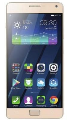 Мобильный телефон Lenovo VIBE P1 Gold