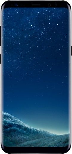 Мобильный телефон Samsung Galaxy S8 64GB (SM-G950FZKDSEK) Midnight Black