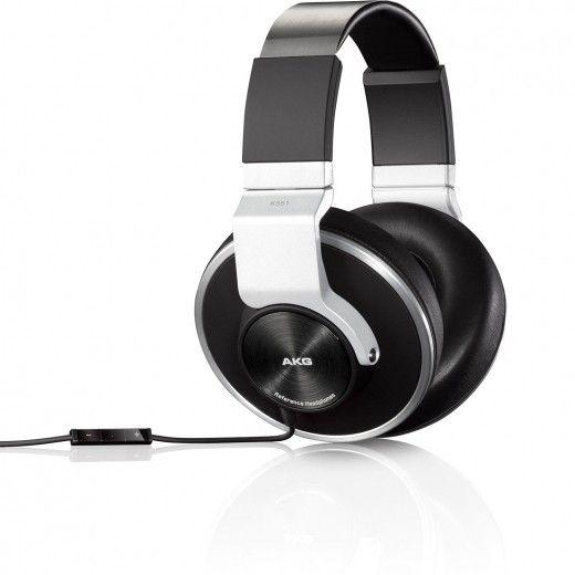 Навушники AKG K551 Silver (K551SLV)
