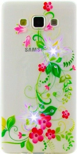 Панель Diamond Silicone Samsung I9300 (S3) Spring Flowers