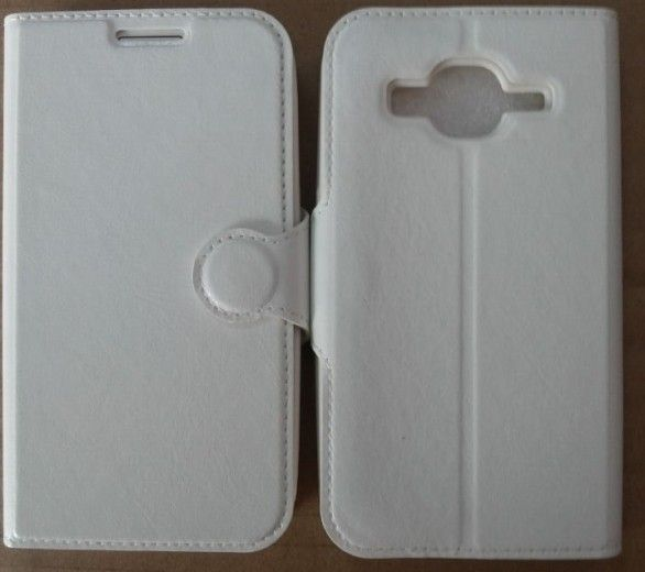 Чехол книжка Samsung G360 White