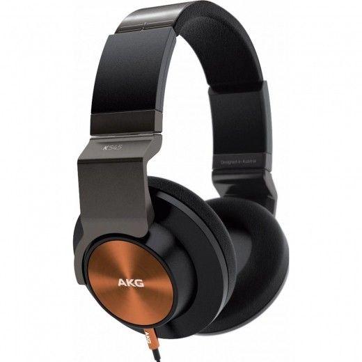 Навушники AKG K545 Black-Orange (K545BOR)