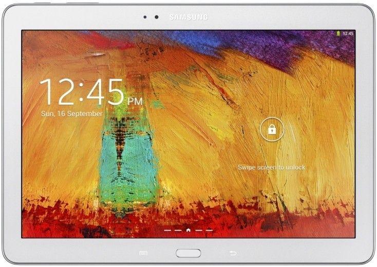 Планшет Samsung Galaxy Note 10.1 2014 Edition (SM-P6000ZWASEK) White