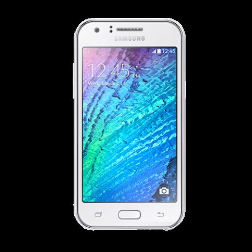 Смартфон Samsung Galaxy J1 J100H/DS White