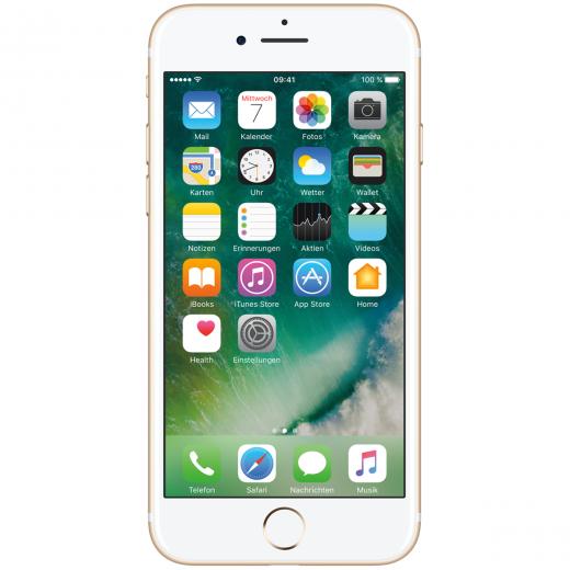 Мобильный телефон Apple iPhone 7 Plus 128GB Gold